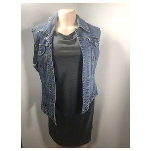MARC JACOBS SILK T-SHIRT DRESS
